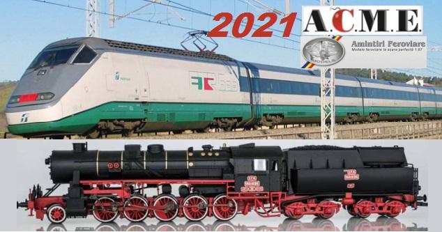 ACME 2021 New Item Releases