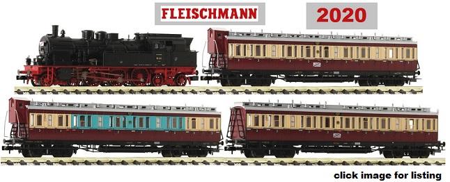 FLEISCHMANN 2020 New Item Releases