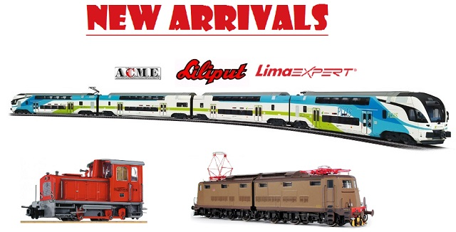 NEW ARRIVALS AT EUROLOKSHOP