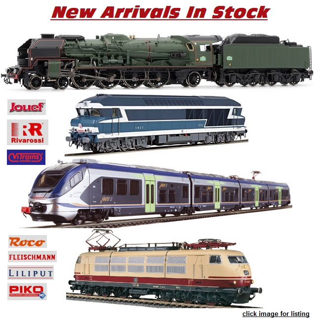New Arrivals at Eurolokshop