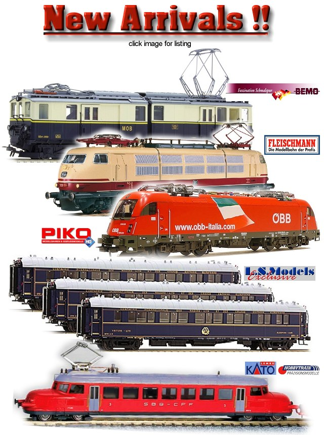 New Arrivals at Eurolokshop - CLICK IMAGE FOR LISTINGS