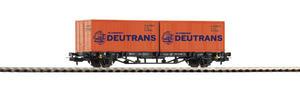 Piko 57727 Güterwagen Containertragwagen OPDR NS H0