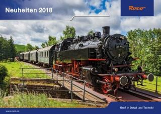 ROCO 2018 New Item Releases