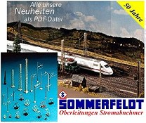 EUROLOKSHOP.com your best discount SOMMERFELDT model train source